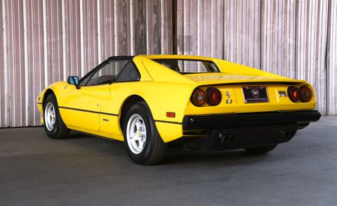 Land vehicle, Vehicle, Car, Sports car, Ferrari 328, Coupé, Ferrari 308 gtb/gts, Ferrari 288 gto, Supercar, Automotive design,