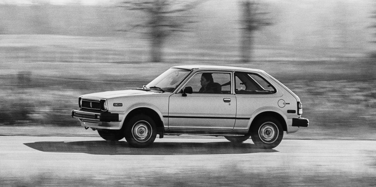 Tested: 1980 Honda Civic 1500GL Hits a Home Run