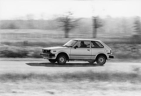 1980 honda civic 1500gl