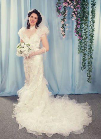 7cb4a421dc Abiti da sposa, la storia del matrimonio in 70 foto