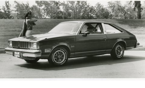 1980 Oldsmobile Cutlass Salon coupe