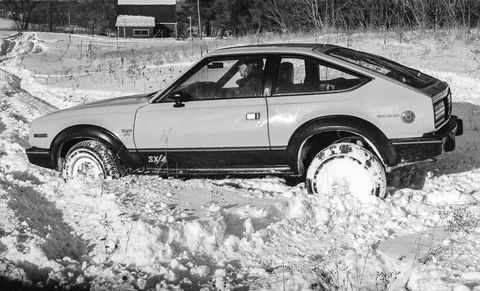 1981 amc eagle sx4 sport