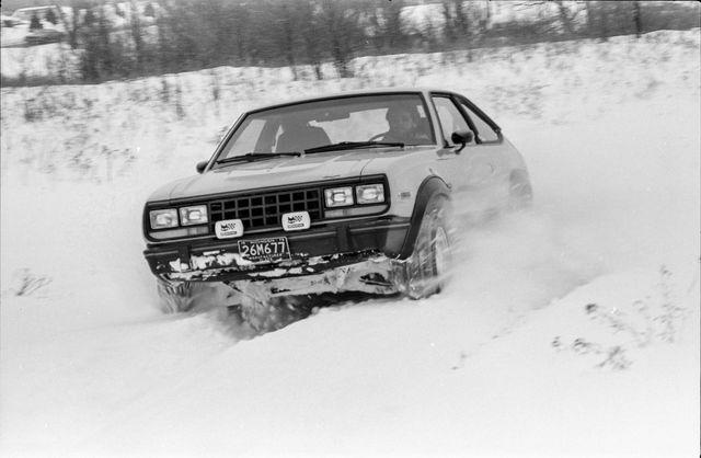 1981 amc eagle sx4 sport