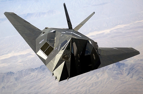 us air force lockheed f 117 nighthawk