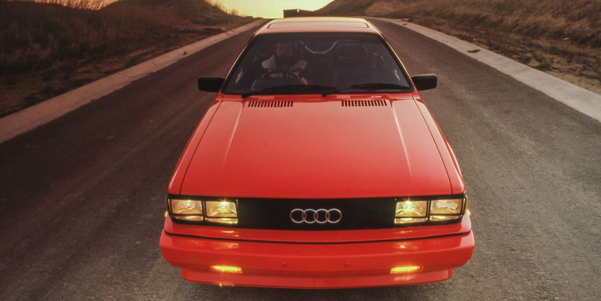 Tested: 1982 Audi Quattro Revolutionizes Rallying and Road Cars