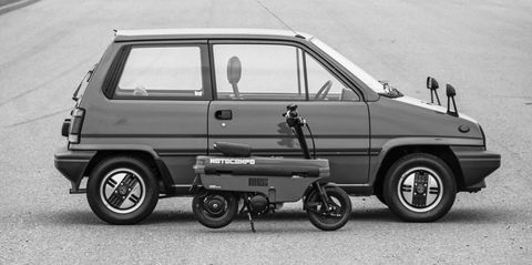 Tested: 1982 Honda City Makes a Case for Minicars in America