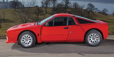 Lancia 037 Rally Stradale