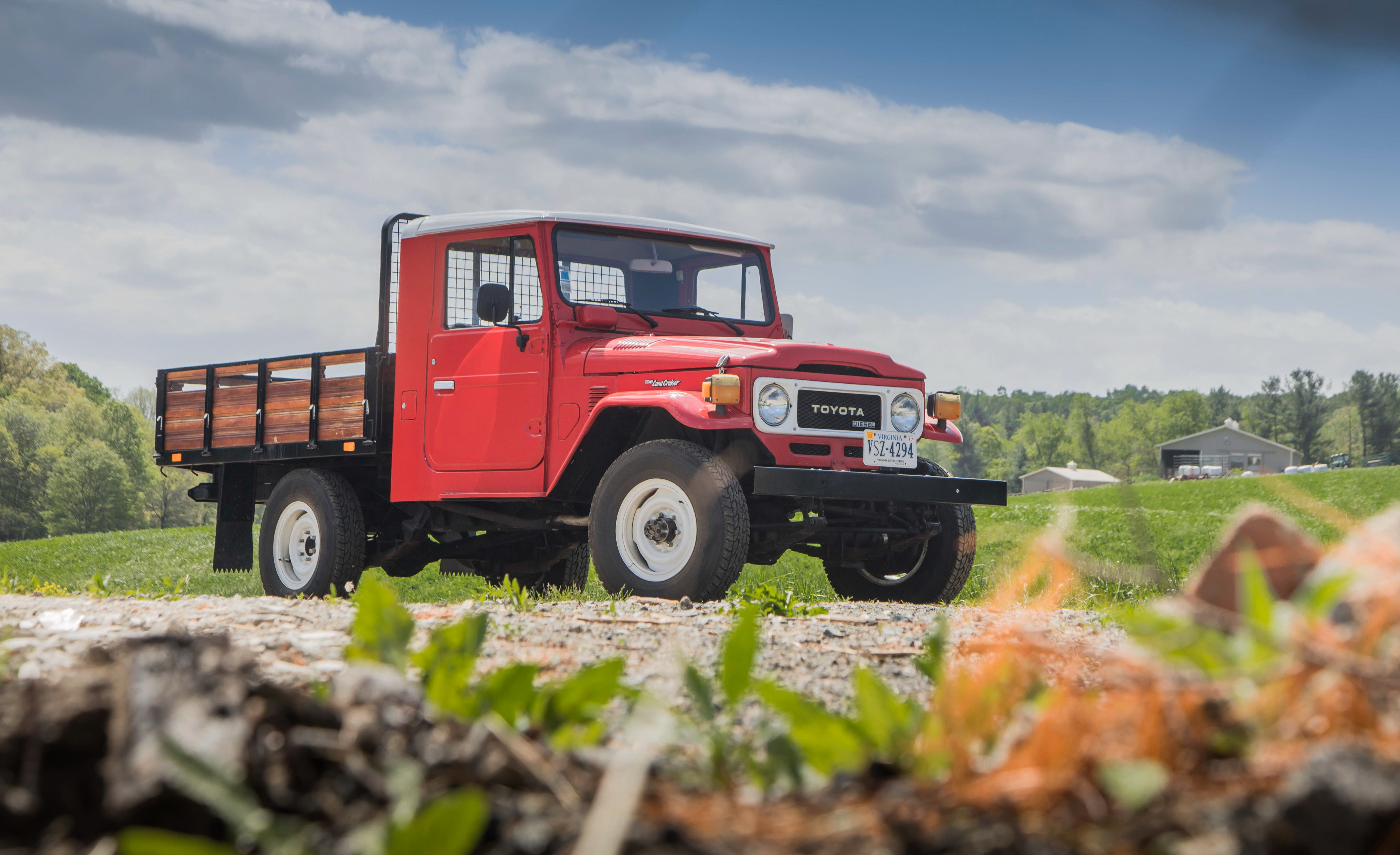Importing an Iconic FJ40 Toyota Land Cruiser from South