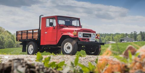 Importing An Iconic Fj40 Toyota Land Cruiser From South America Is Not For The Faint Of Heart