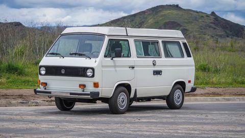 1982 volkswagen vanagon westfalia