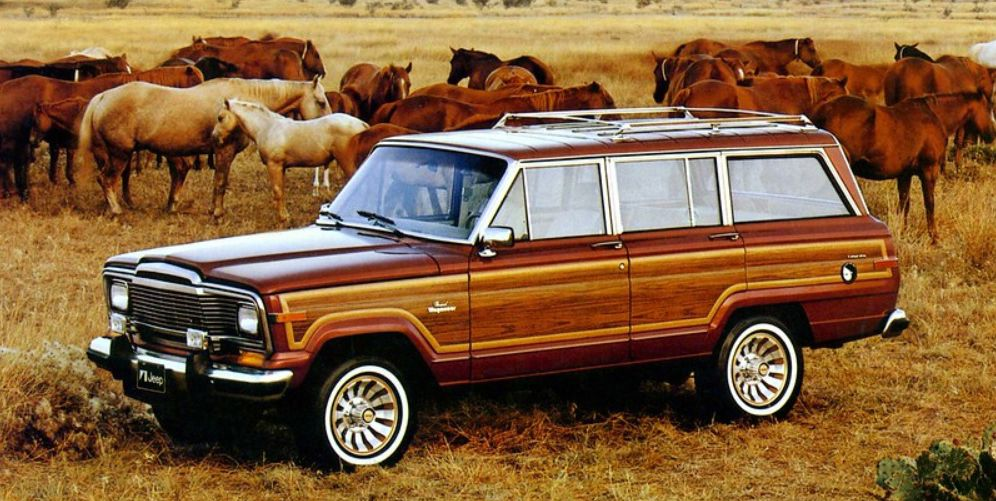 20 Facts about the Classic Jeep Grand Wagoneer