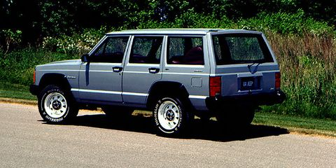 Jeep Cherokee Xj >> I M The Reason Why Old Jeep Cherokees Are So Expensive Today
