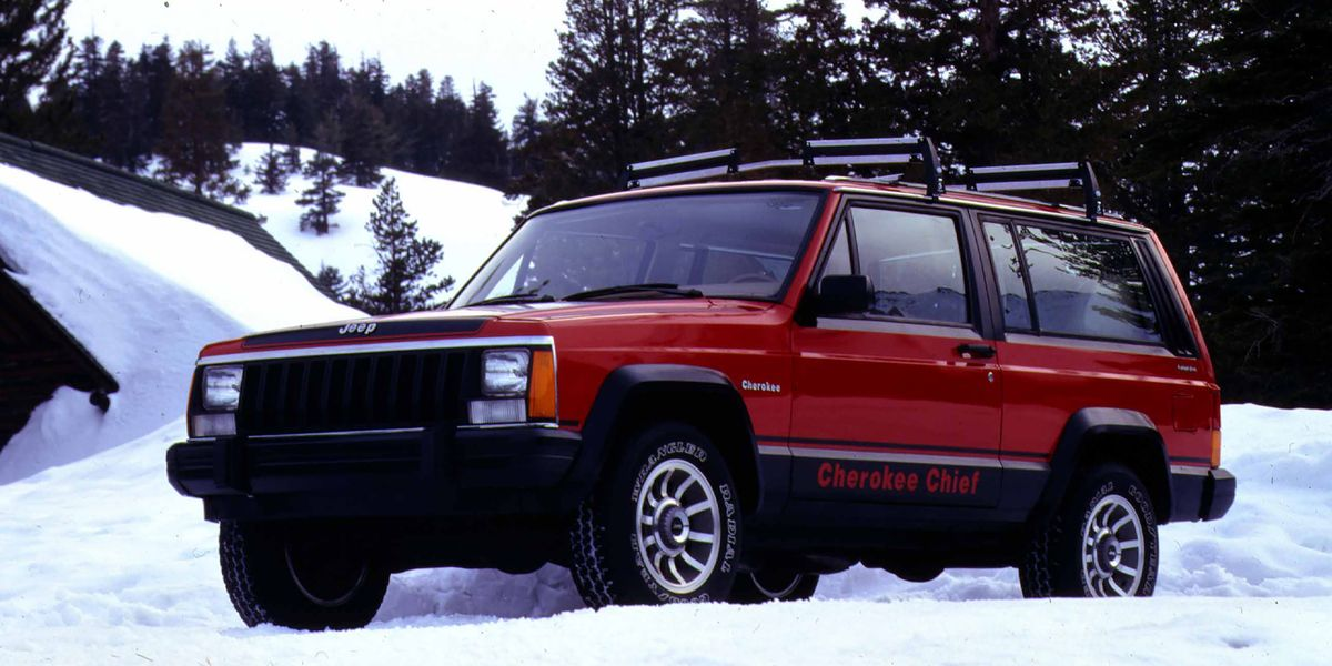 I M The Reason Why Old Jeep Cherokees Are So Expensive Today