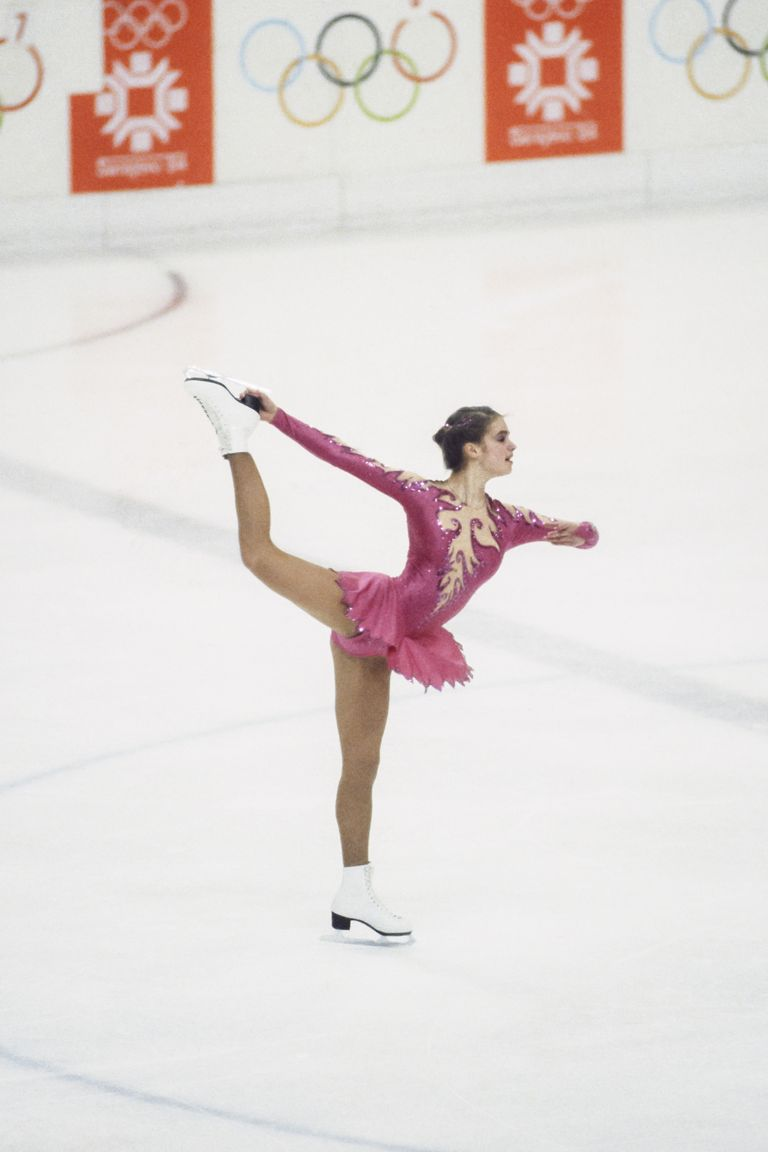 70 of the Sexiest Figure-Skating Costumes of All Time