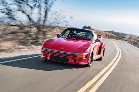 1984 porsche 911 ruf rsr