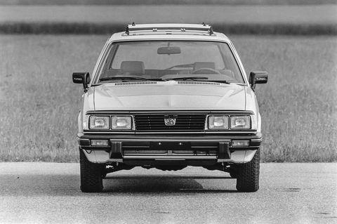 1983 subaru gl 4wd wagon