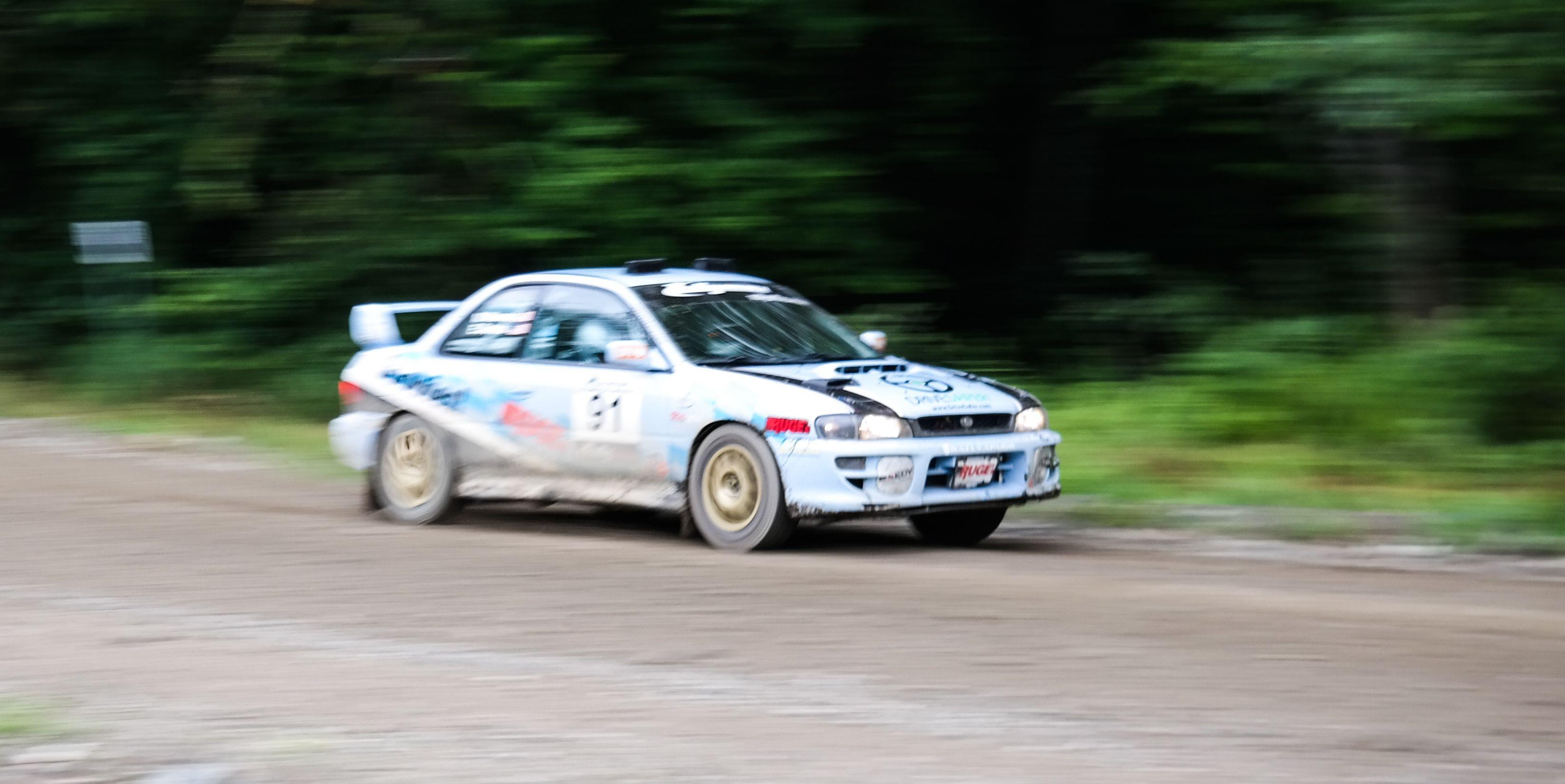 how to build a cheap rally car