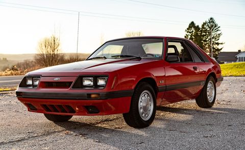 1985 ford mustang gt 50