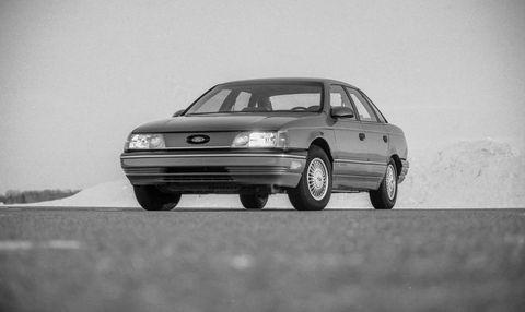 1986 ford taurus lx
