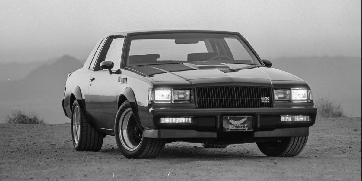 Tested: 1987 Buick GNX Exercises Brute Force