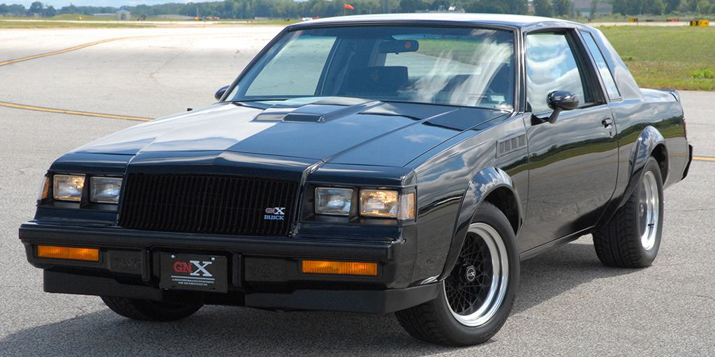 Car Auction Apps >> First Buick GNX Sold - 1987 GNX #003 Headed to Barrett-Jackson Auction