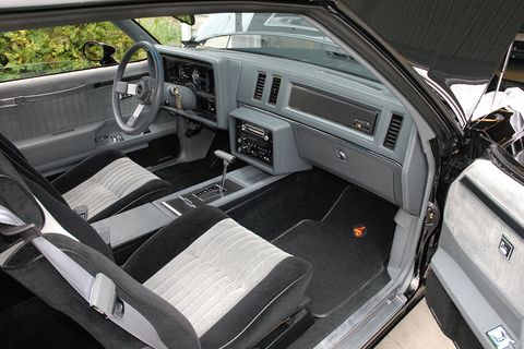 First buick gnx sold 1987 gnx 003 headed to barrett - 1987 buick grand national interior ...