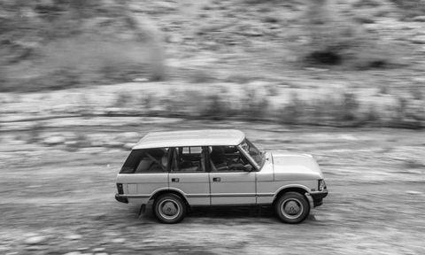 1987 range rover