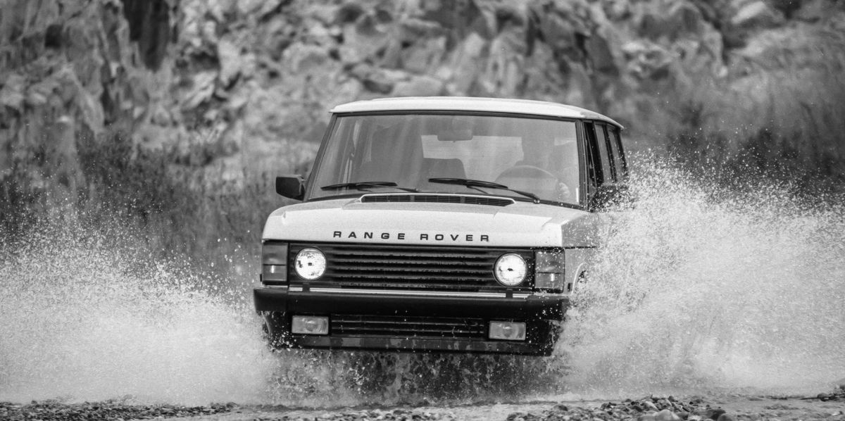 1987 Range Rover Makes Luxury and SUV Compatible