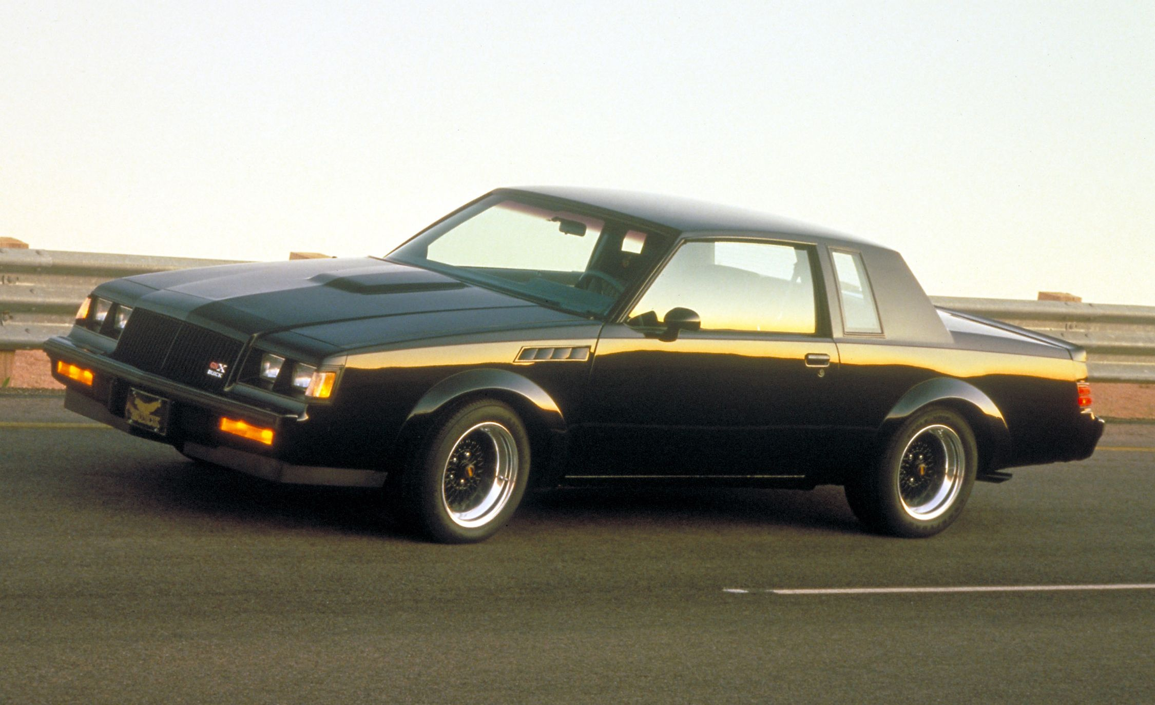 1987 Grand National Gnx >> The Buick Grand National And Gnx S History Told By Its Creators