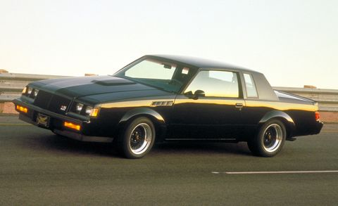 Buick Grand National Gnx For Sale >> The Buick Grand National And Gnx S History Told By Its Creators