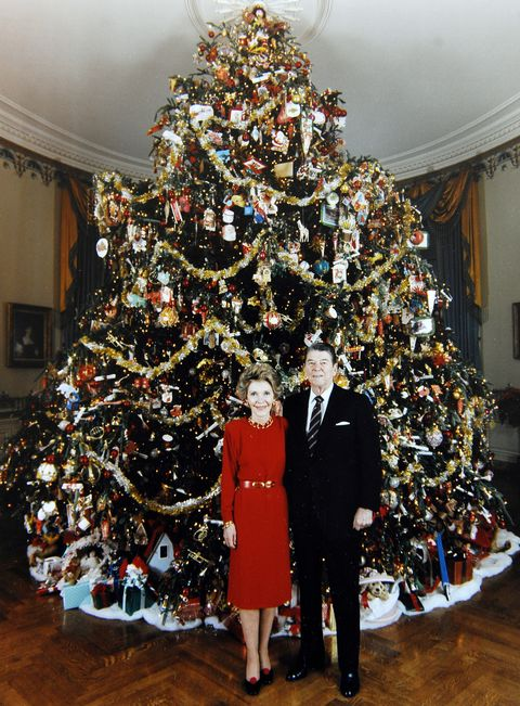 Christmas At The White House Through The Years
