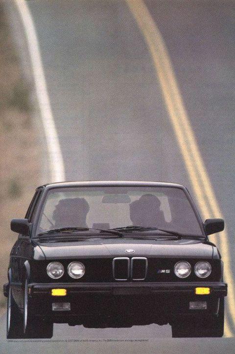 1988: BMW M5