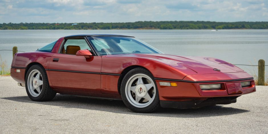 Ford Lightning Specs >> 1988 Chevrolet Corvette C4 Callaway at Auction with No ...