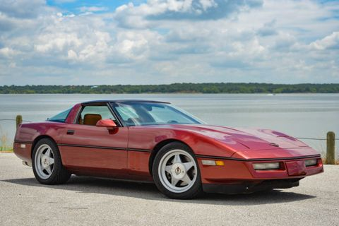 bffdbe1c6b438 1988 Chevrolet Corvette C4 Callaway Twin-Turbo Four-Speed Is a  High-Performance Love Letter from the  80s