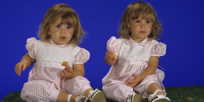 Olsen Twins Through the Years