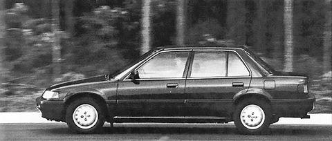 1988 honda civic lx