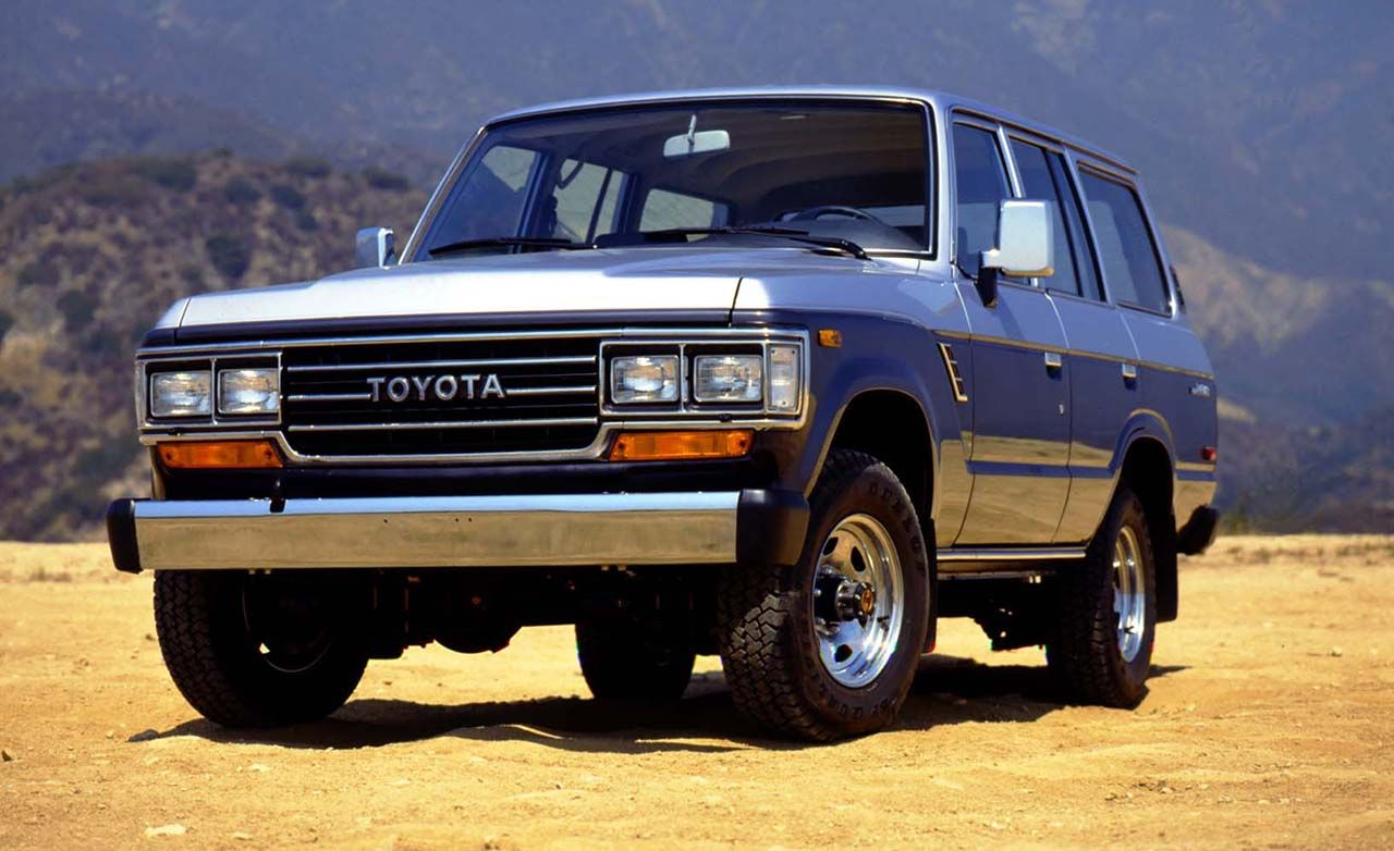 A Visual History of the Toyota Land Cruiser | Feature | Car