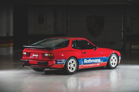 Never Raced 1988 Porsche 944 Turbo Cup Car For Sale