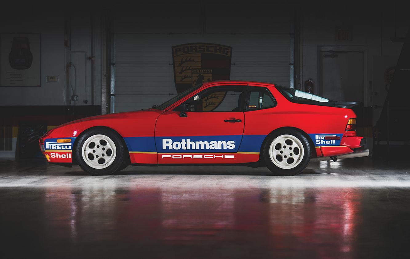 Someone Please Take This Never-Raced 944 Turbo Cup Car to the Track