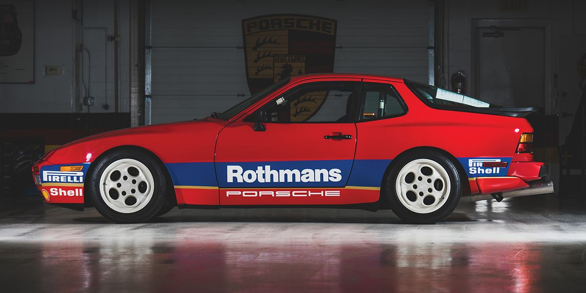 BMW European Delivery >> Never-Raced 1988 Porsche 944 Turbo Cup Car for Sale