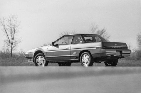 1988 subaru xt6