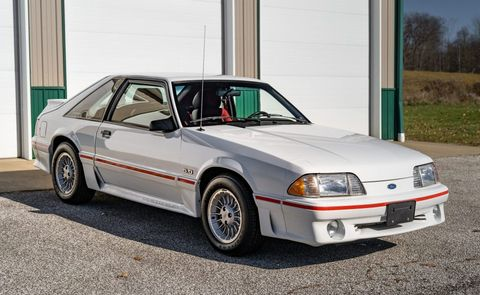 1989 ford mustang gt 50