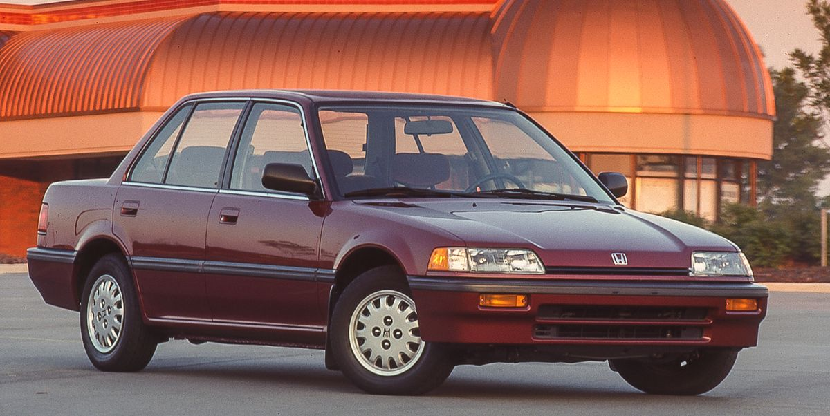 Tested: 1988 Honda Civic LX Builds on Excellence