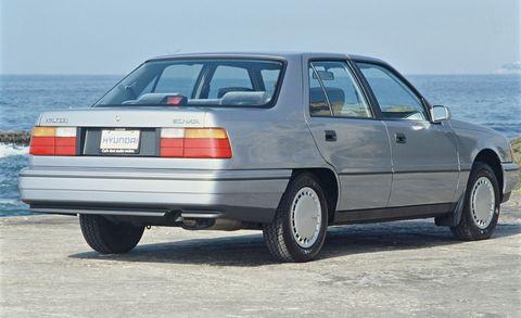 1989 Hyundai Sonata