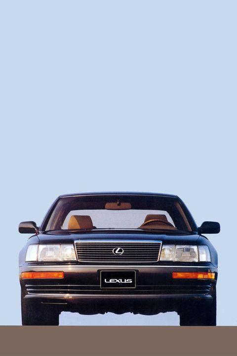 1989: Lexus