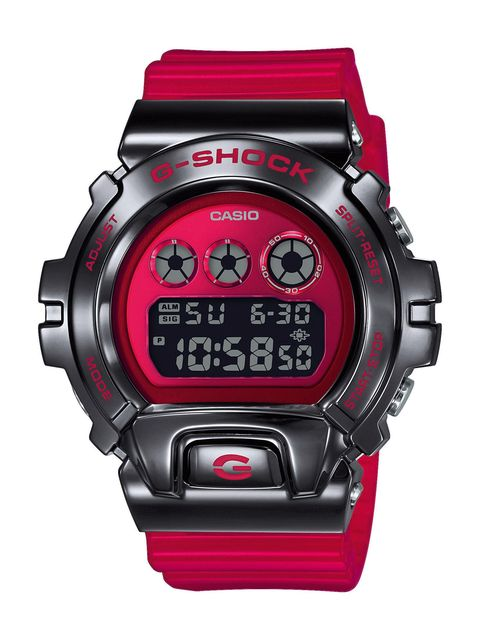 Watch, Analog watch, Red, Digital clock, Watch accessory, Product, Pink, Strap, Hardware accessory, Fashion accessory,