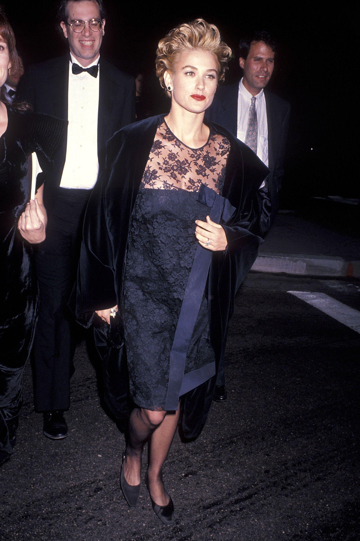 1990: Pointy-Toe Flats