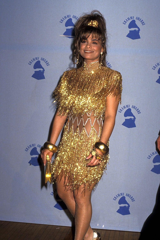 Paula Abdul, 1990