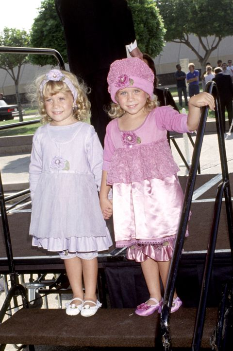 6d7ad9887cb5e 42 Photos Showing the Olsen Twins' Transformation - Mary-Kate and ...