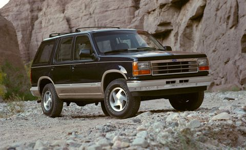 1991 ford 5 0 engine diagram the history of the ford explorer  from 1990 to today  the history of the ford explorer  from